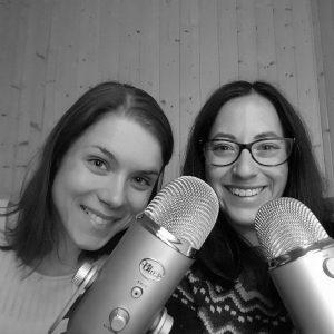 Kvinnliga äventyrare podcast Emelie Bröms Angeliqa Mejstedt