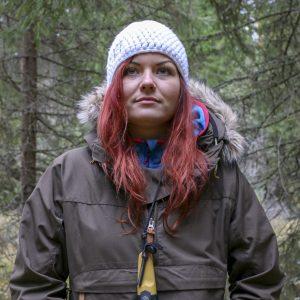 Tina Forsberg, projektledare, Kvinnliga Äventyrare